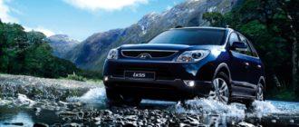 Hyundai ix55 Veracruz