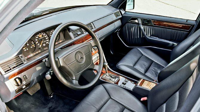 Кузов W124