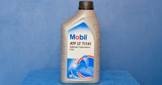 Аналог Mobil ATF 4HP20