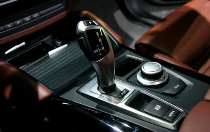 Селектор BMW X5
