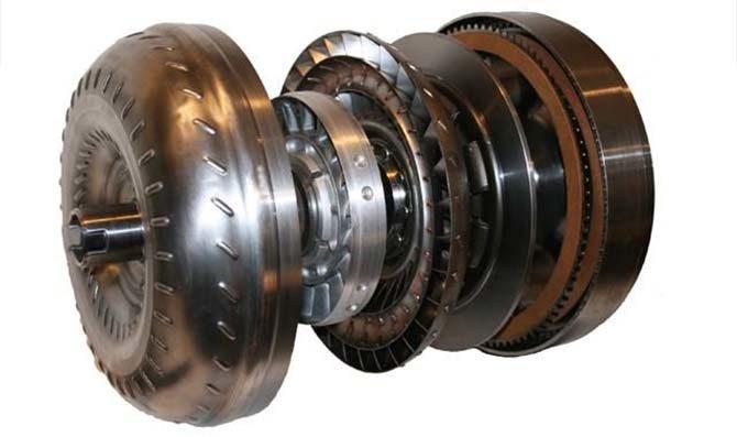 АКПП 09G гидротрансформатор