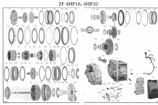 ZF 4HP16