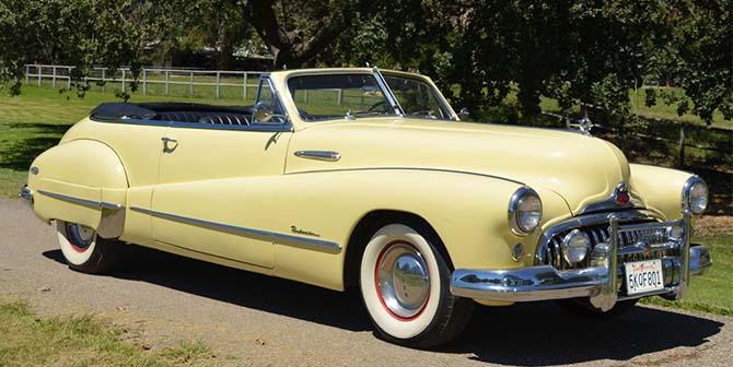 Buick Roadmaster 1947 год