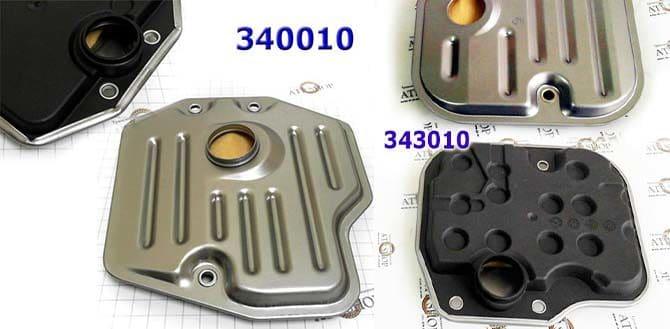 Фильтр масла для АКПП U140f