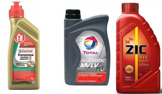 Трансмиссионные масла для АКПП Мазда
