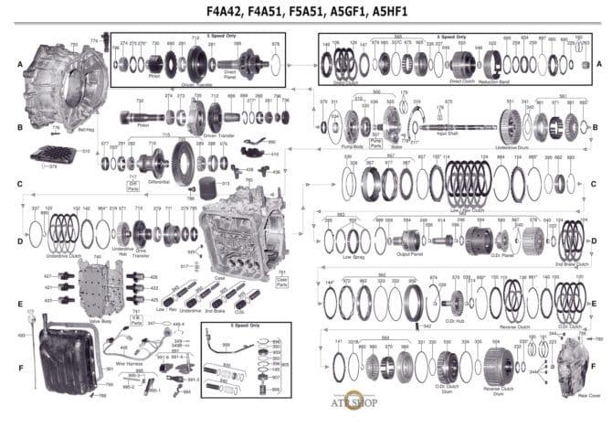 Схема F4a42