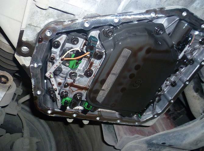 Фильтр АКПП Suzuki SX4