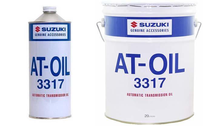 Масло АКПП Suzuki ATF 3317