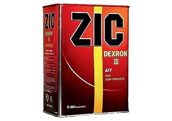 ZIC Dex III