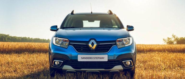 Renault Sandero Stepway с АКПП