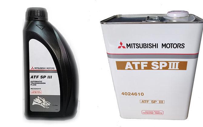 Mitsubishi ATF