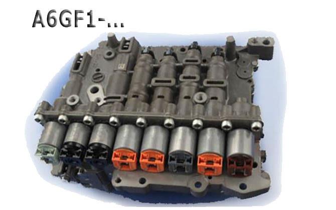 Гидроблок A6GF1