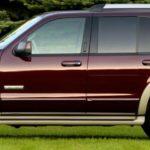 Ремонт АКПП на автомобиле Ford Explorer IV