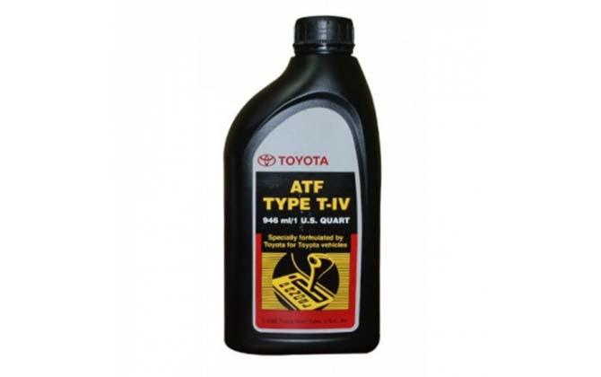 Toyota ATF Type IV