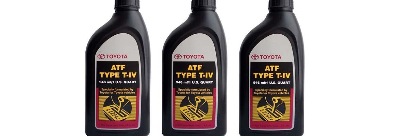 Toyota ATF Type T IV