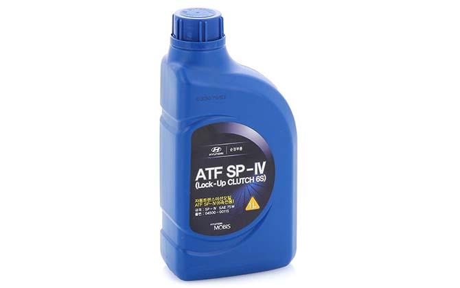 ATF SP IV