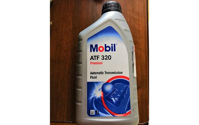 Масло Мобил ATF 320 особенности