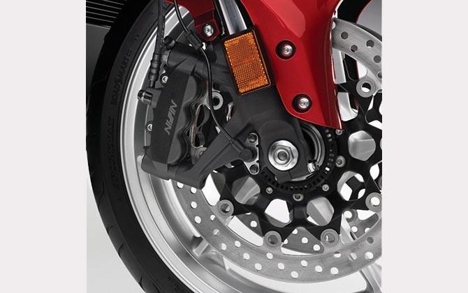 Honda VFR1200F Auto