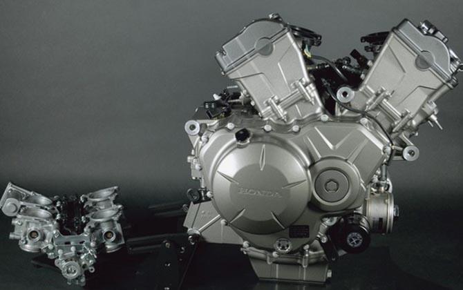 Honda VFR1200F Auto двигатель и коробка передач