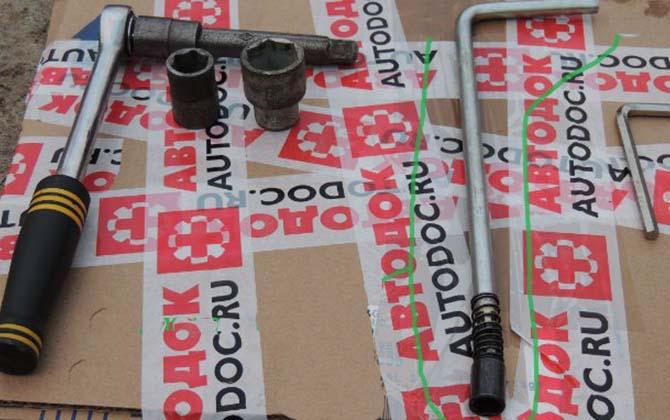 Материалы для комплексной замены масла в АКПП Toyota Camry V50