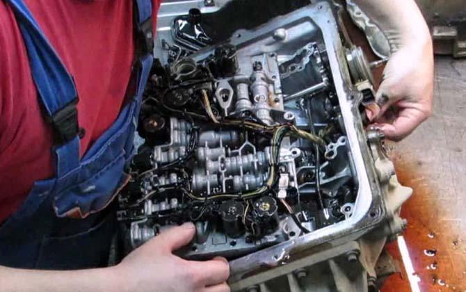 Гидроблок BTR M 74