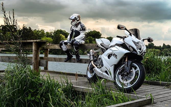 5 мотоциклов с автоматической коробкой передач