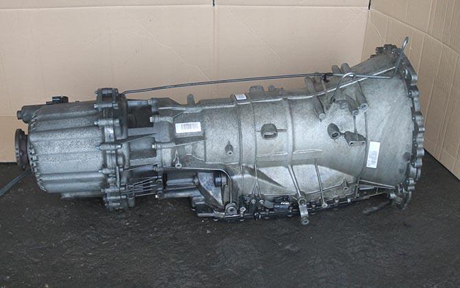 Контрактные коробки передач для Range Rover