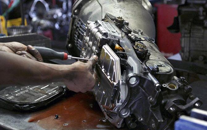 Разборка и ремонт АКПП своими руками